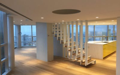 Luxury Penthouse – Downtown Vancouver