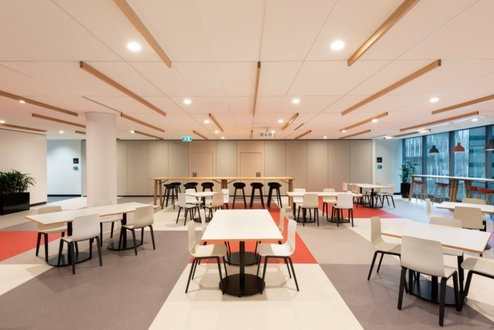 Fujitsu offices tenant improvement