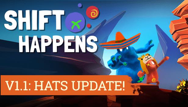 Shift Happens Hat-Update