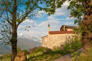 Schloss Kasten zwischen Kastelbell und Tschars