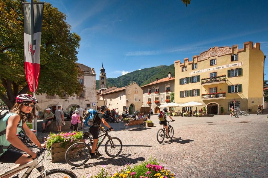 Glurns, die kleinste Stadt Italiens