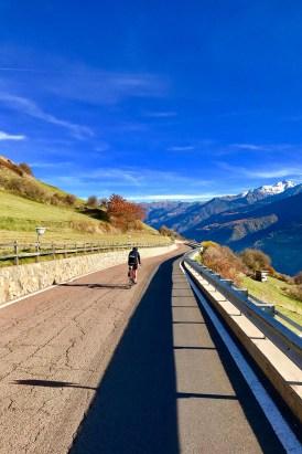 Radtour bei Tanas