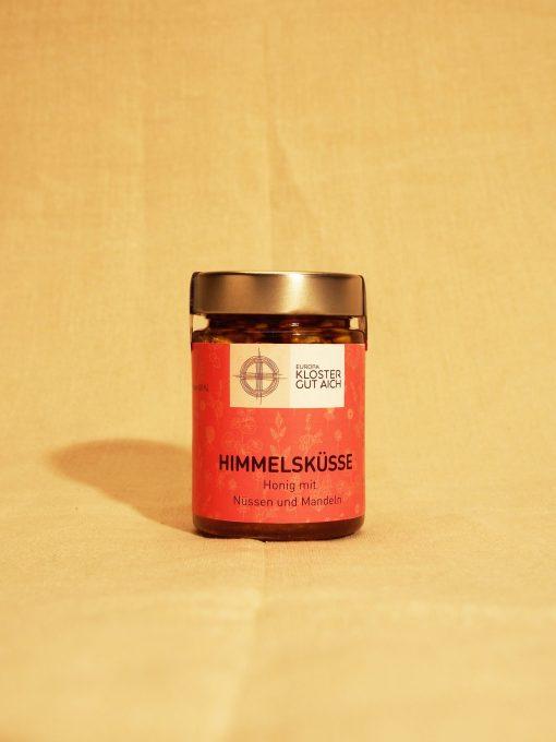 Himmeslküsse - In Honig eingelegte Nüsse