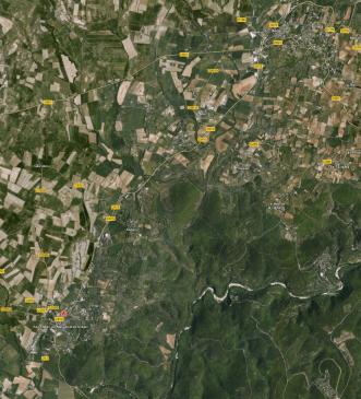 Satellitenbild Umgebung