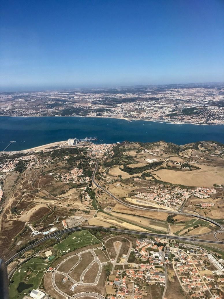 Lisboa von oben