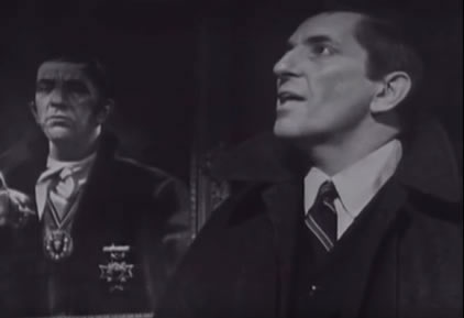 Barnabas's arrival