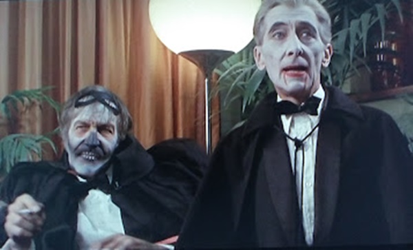 Dr. Death and Dracula