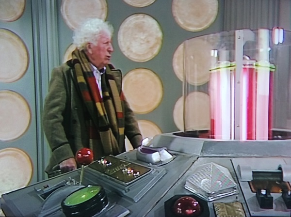Tom Baker's Doctor in 2017