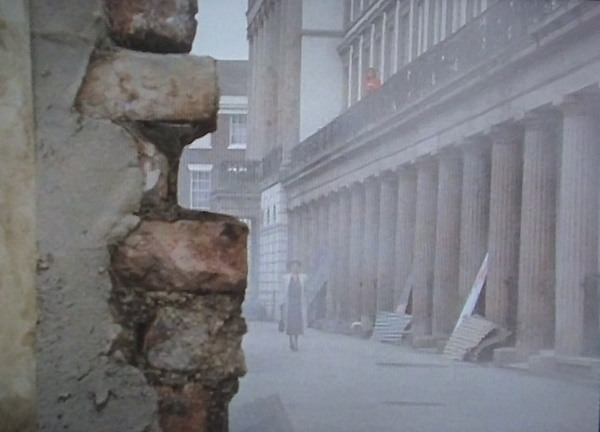 London after the Blitz