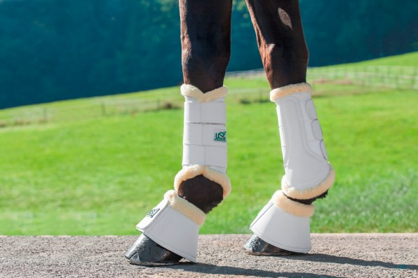 Dressage Boots White