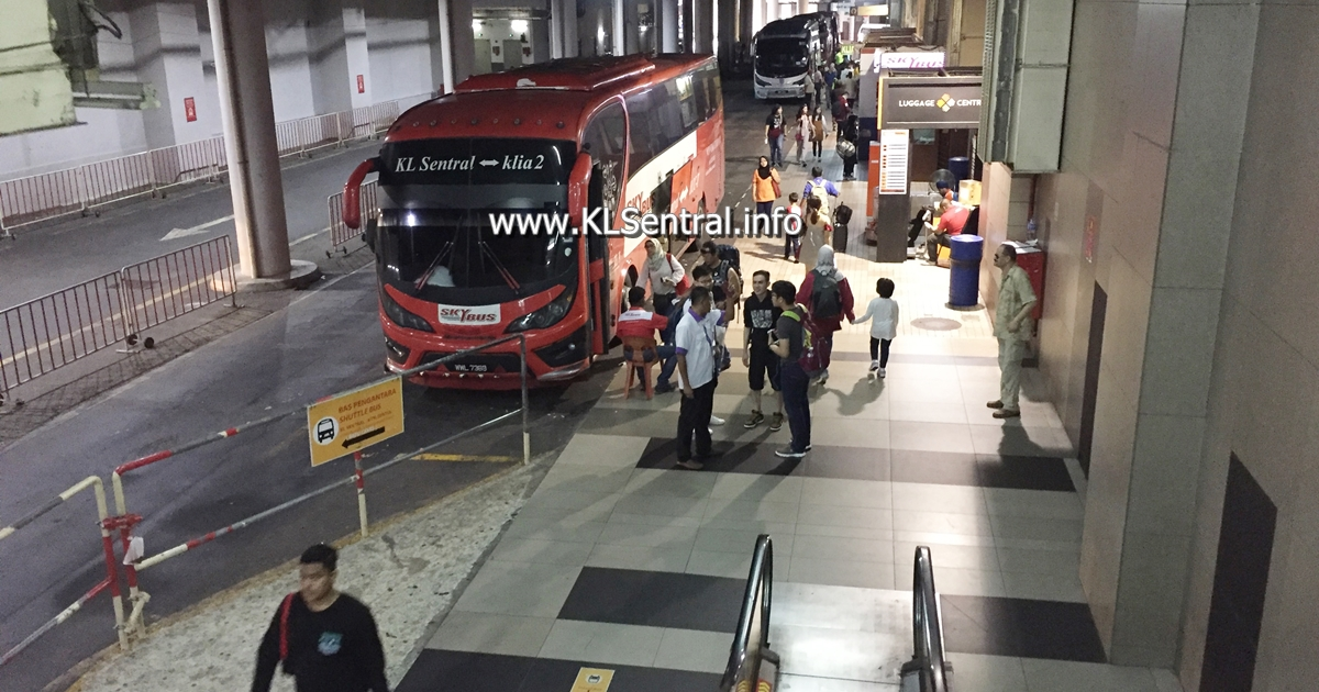 Kl Sentral To Klia2 Airport Get There By Bus Train Taxi