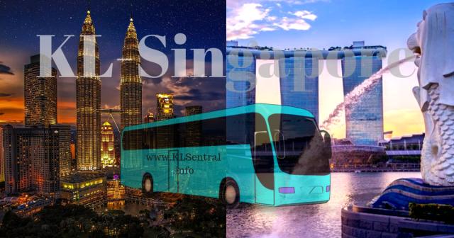 Kuala Lumpur to Singapore by bus