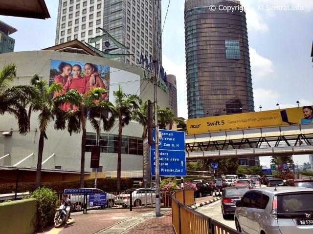 Mid Valley Megamall Kuala Lumpur Malaysia