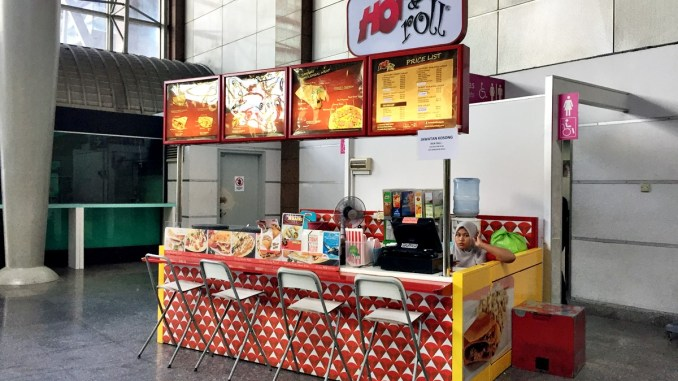 Hot & Roll KL Sentral