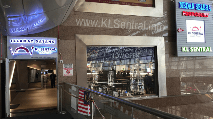 KL-Sentral-Food-Court-Level-3-Opening