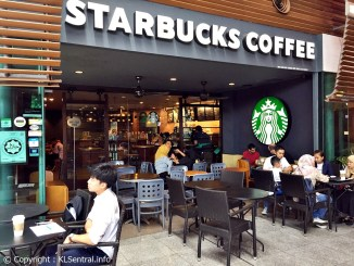 Starbucks Coffee KL Sentral