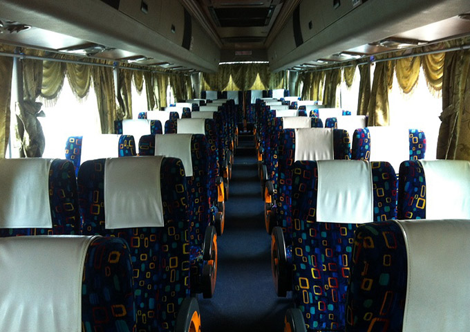 Express Bus to Cameron Highlands