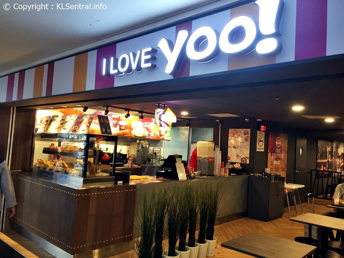 I Love Yoo KL Sentral