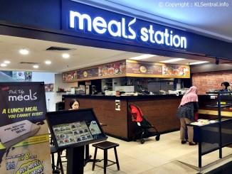 Meals Station KL Sentral