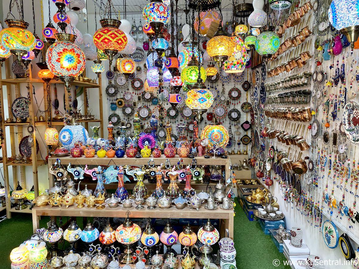 Art and Craft Central Market Kuala Lumpur