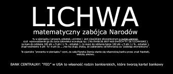 FED - lichwa