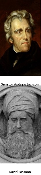 prezydentowi Jacksonowi