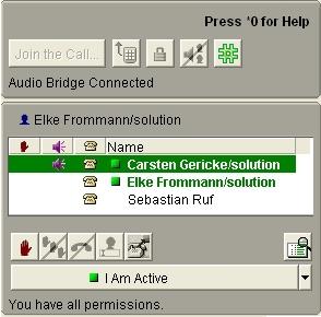 SametimeAudioIntegration