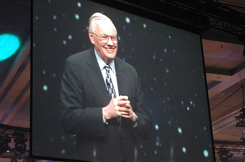 Neill Armstrong @ Lotusphere 2007 opening