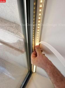 Using Led Lighting Strips For Decoration