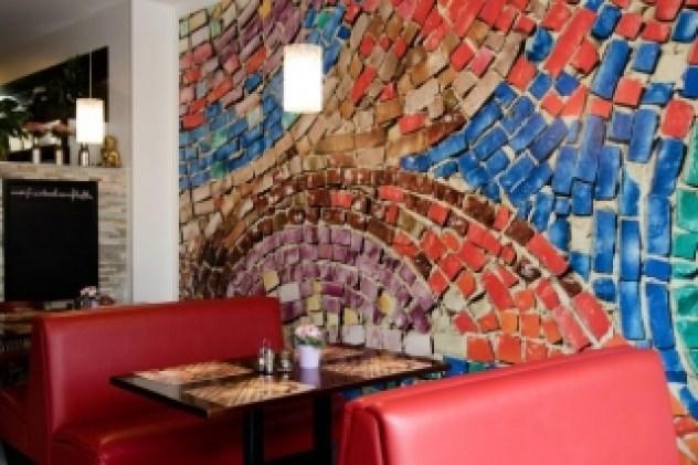 Wnętrze restauracji Klußka