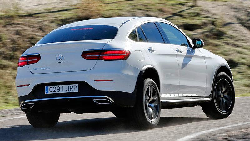 Mercedes Benz GLC Coup 2017 Informacin General