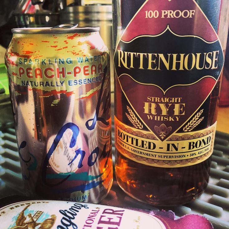 Hillbilly Cocktails