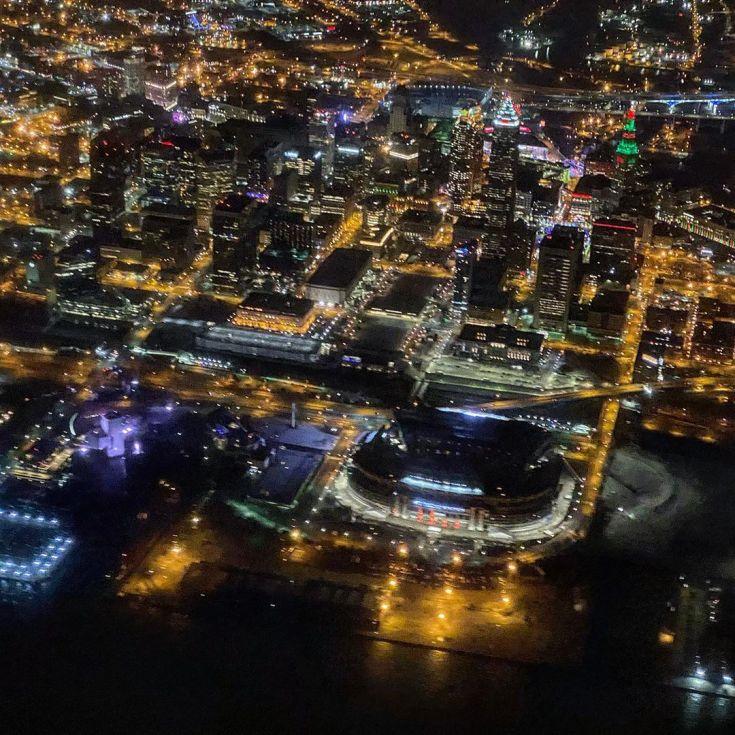 Hello, Cleveland