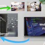 host a website: beginners web design