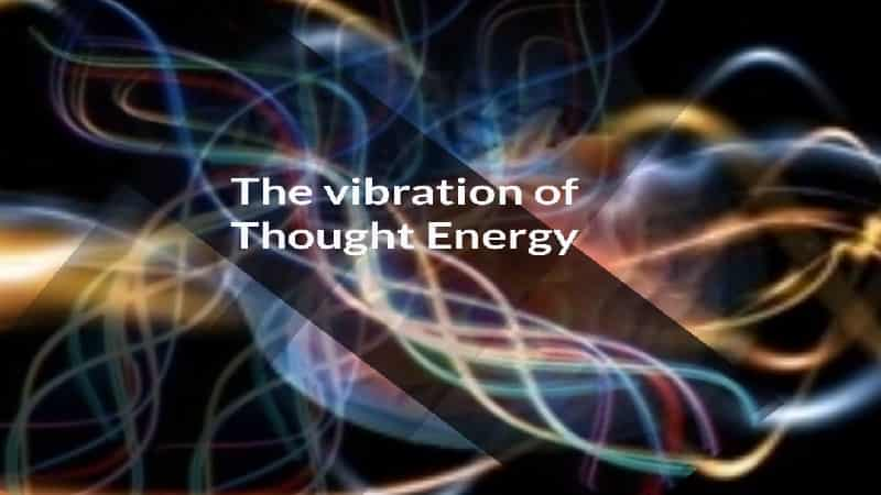 creativity and vibration of thought