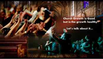 features of a healthy church growth
