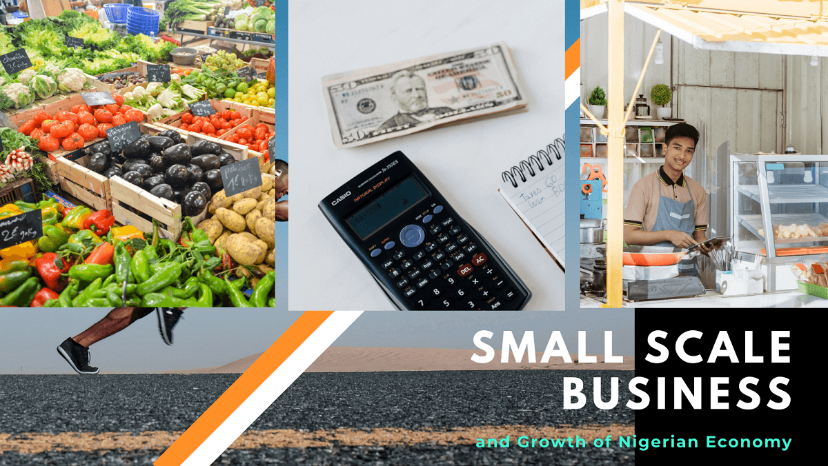 impact of small-scale business on the nigerian economy
