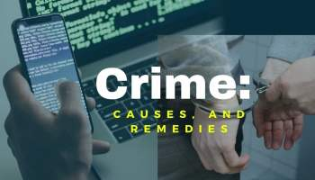 what is crime: causes of crime and remedies in nigeria