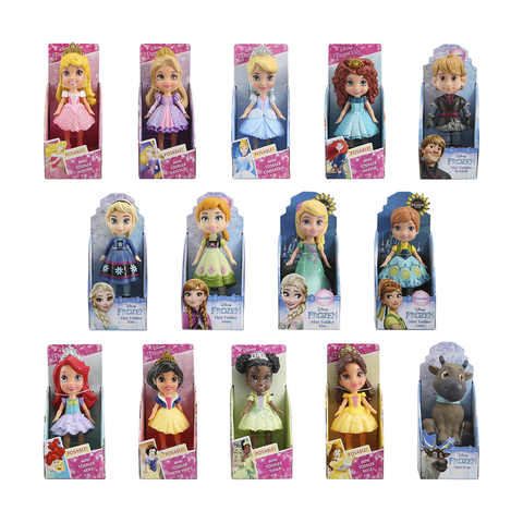 Mini Toddler Disney Doll Assorted Kmart