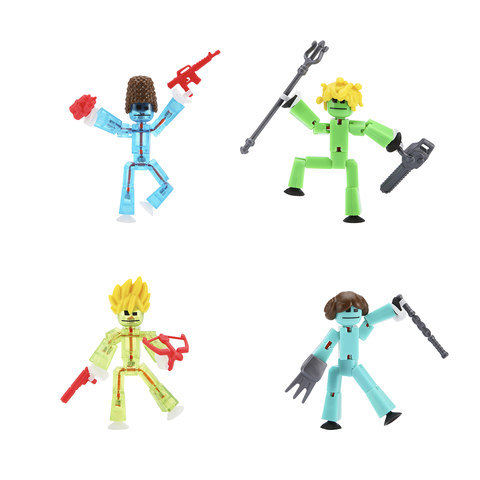 StikBot Action Pack Assorted Kmart