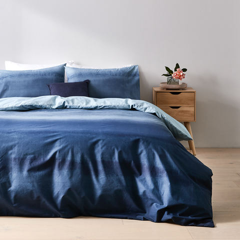 Ombre Quilt Cover Set King Bed Kmart