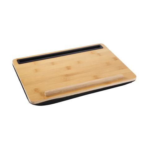 bamboo tablet laptop cushion