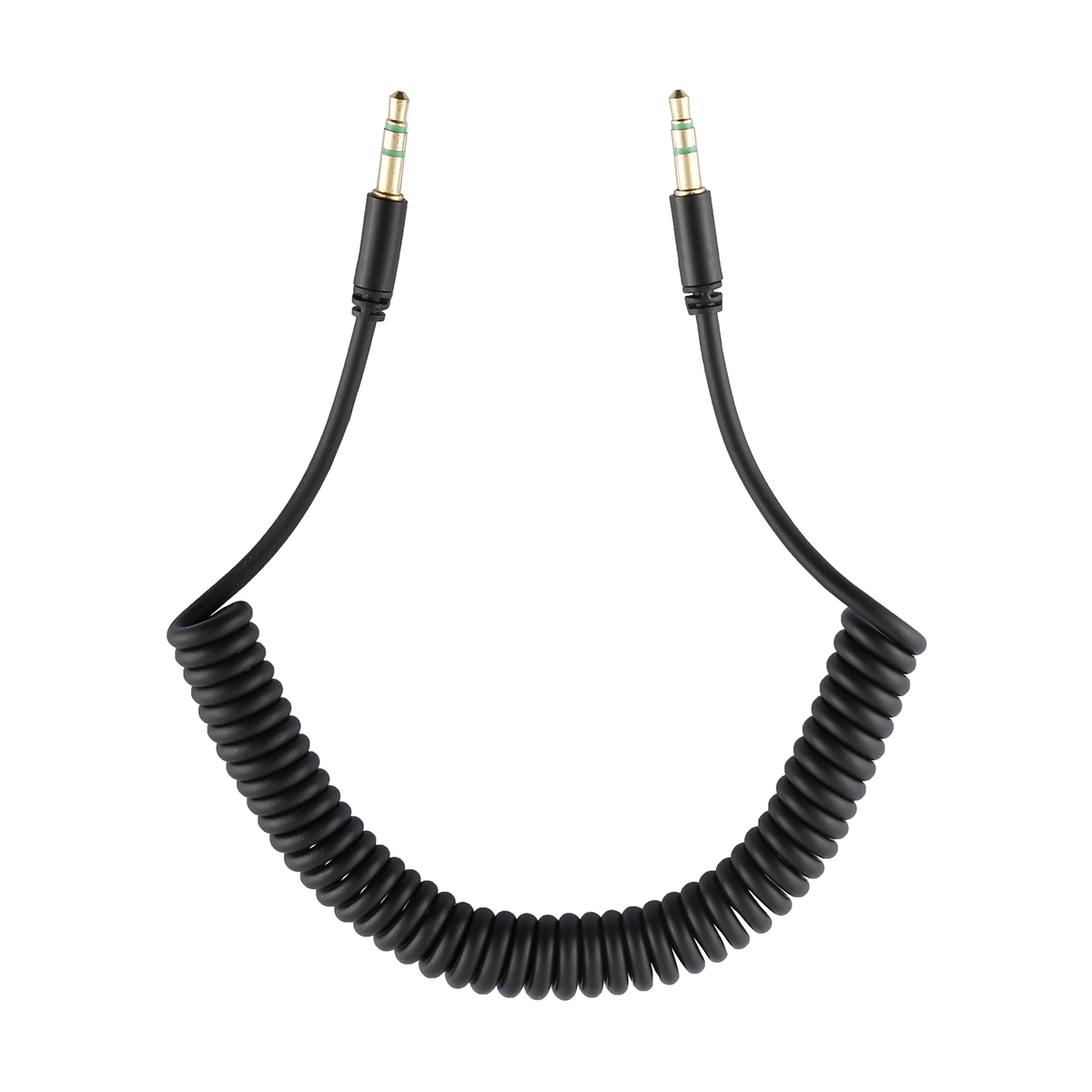Aux Spiral Coiled Cable