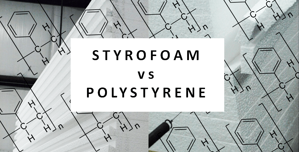 Difference between Styrofoam™ and Polystyrene