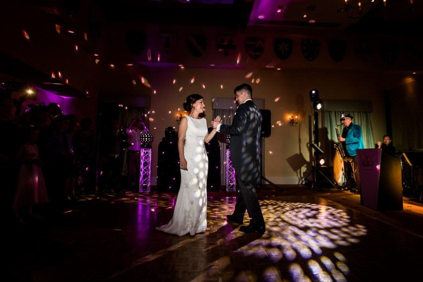 first dance at ripley castle