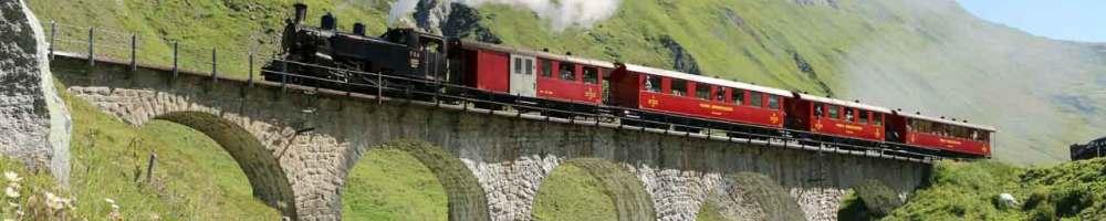 Anmeldung zum Pfarreiausflug Furka-Bahn 2019