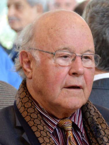 Pfarrer Tarcisi Venzin - Portraitbild