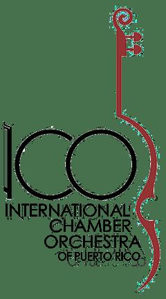 International Chamber Orchestra of Puerto Rico Logo