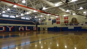 Renovated Gym