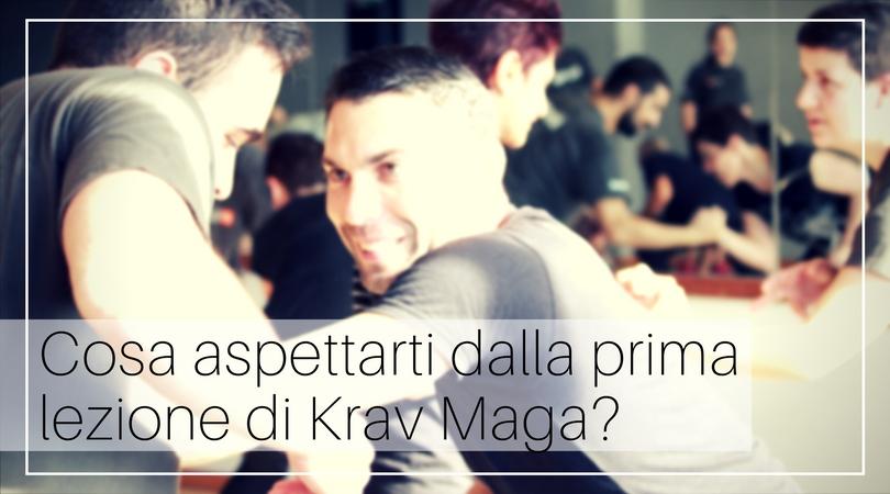 Cosa aspettarti dalla prima lezione di Krav Maga?